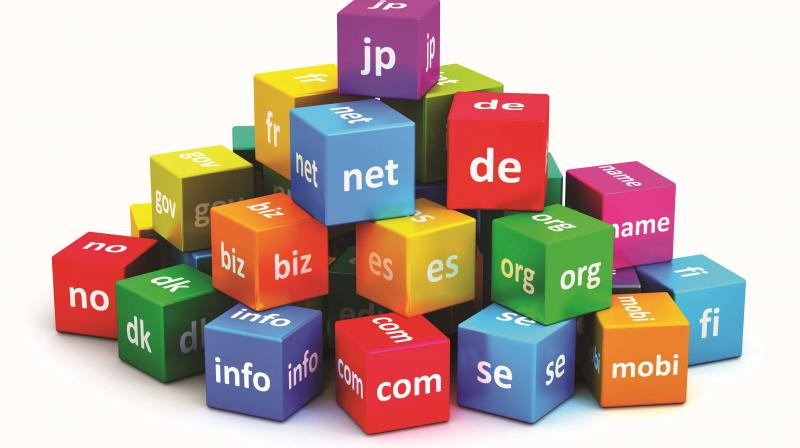 What is an internet domain and how it affects my web page?
