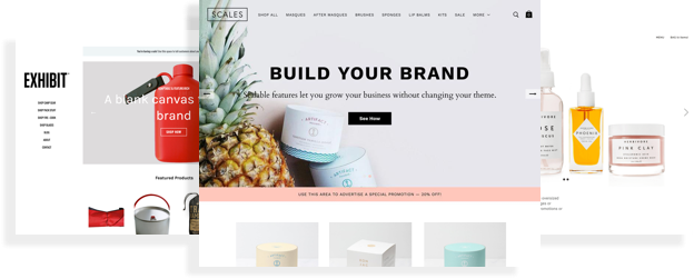 The best ecommerce designs for web shop